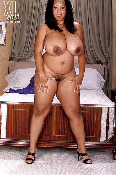 Sexy african women nude