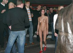 Public nudity girls #10