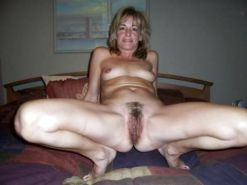 Real amateur hairy pussy