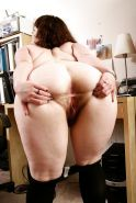 BBW chubby supersize big tits huge ass women 7  #13508823