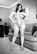 BBW chubby supersize big tits huge ass women 7  #13508949