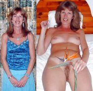 Mature milf dressed undressed 2 #10403085