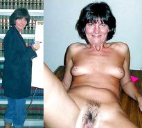 Mature milf dressed undressed 2 #10403225