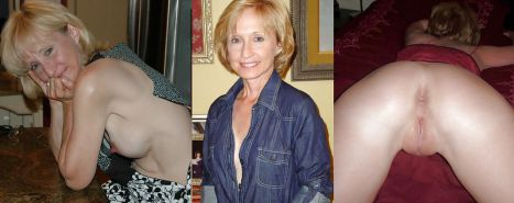 Mature milf dressed undressed 2 #10403272