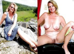 Mature milf dressed undressed 2 #10403356