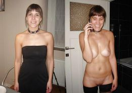 Mature milf dressed undressed 2 #10403409
