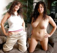 Mature milf dressed undressed 2 #10403506
