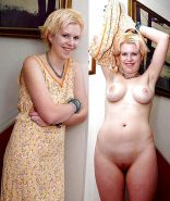Mature milf dressed undressed 2 #10403509