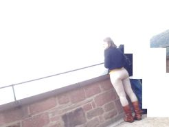 Candid Ass in tight Jeans and Boots - Voyeur