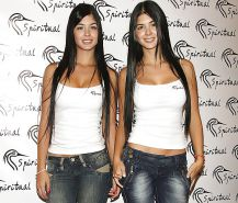 Latin (Colombian) Twins