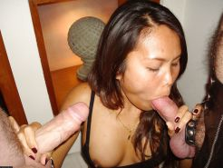 DAMNED HORNY ASIAN IV