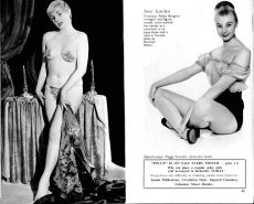 Vintage Magazines Pinup - 1956 Summer Special