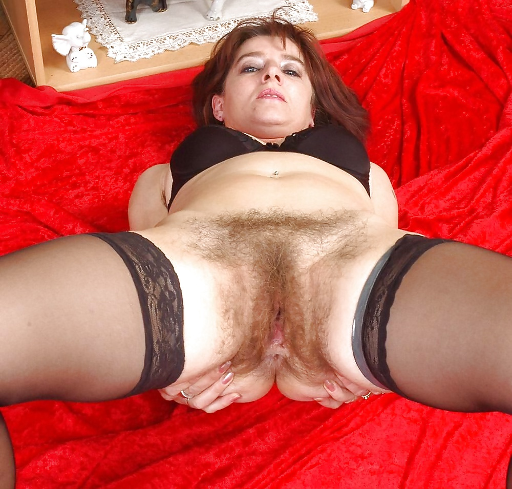 Collection of women with hairy pussy 2 #18485374