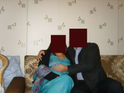 Pakistani cpl threesome fucking