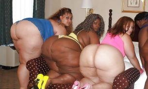 BBW & SSBBW Asses Collection #6