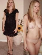 AMATEUR DRESSED & UNDRESSED: MILFS, MATURES & TEENS