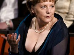 Angela Merkel Big Boobs