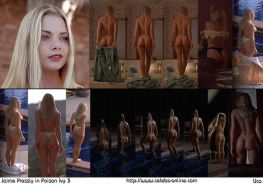 Jaime Pressly Ultimate Nude Collection