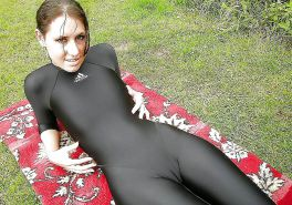 Girls & women with cameltoes - Teens mit Camel Toes 3 #22780794