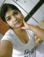 Indian College Girl Selfshot