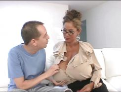 Minka - Cum Eating Mom