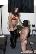 Strapon with face sitting by Mistress Tangent