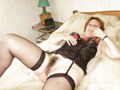 Hairy mature spreading #20397656