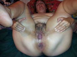 BBW Ass and Pussy #2