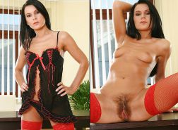 Dressed and undressed beauties 112 (only milf )