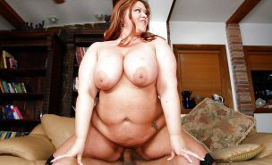 BBW Positions - Reverse Cowgirl
