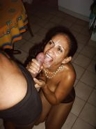 Wonderful Ebony MILF