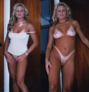 DRESSED & UNDRESSED: STUNNING TEENS & MILFS 4