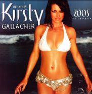 Kirsty Gallacher - 2005 Calendar Scans