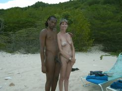 Black guy & white wife III