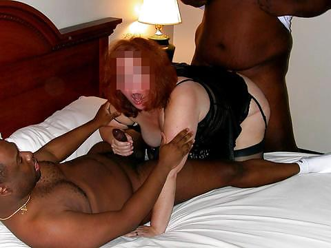 Thick MILF's getting doggy-dicked Porn Pics #1370348