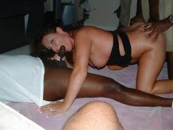 Thick MILF's getting doggy-dicked Porn Pics #1370784