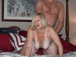 Thick MILF's getting doggy-dicked Porn Pics #1370900