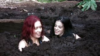 Mud girls 2