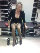 Shopping and flashing ( store voyeur ) #13271651