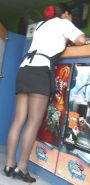 Shopping and flashing ( store voyeur ) #13271686