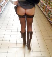 Shopping and flashing ( store voyeur ) #13271871