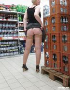 Shopping and flashing ( store voyeur ) #13271955