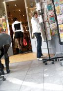Shopping and flashing ( store voyeur ) #13272064