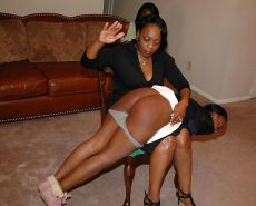 Black Moms Spanking not their daughters...