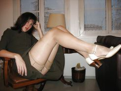 Pantyhose and Stockings 28 by Searcher1957