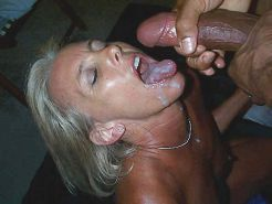Mature Anne in her best BBC Gang Bang part 02