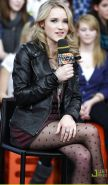 Emily Osment pantyhose
