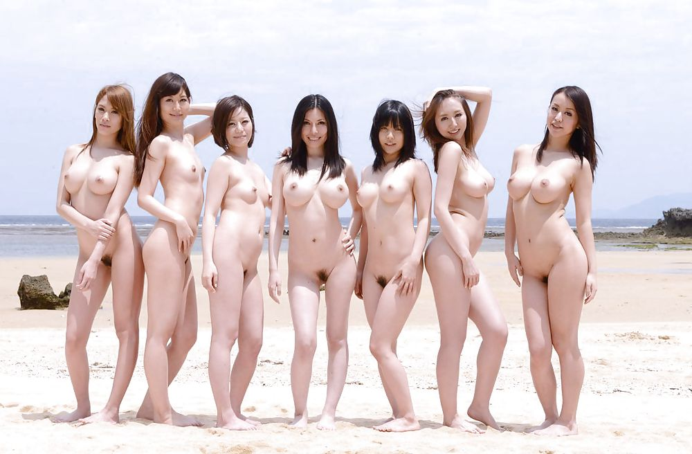 Naked Girl Groups 24 - Girls from Japanese Group Sex Scenes Porn Pics #15840534