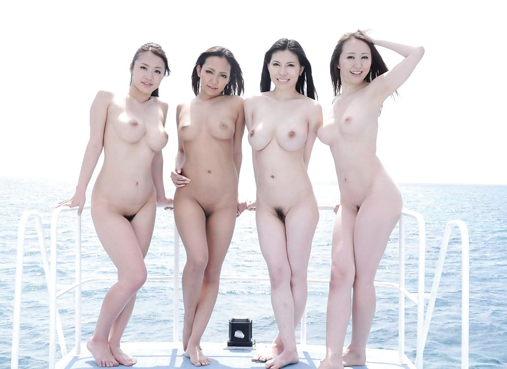 Naked Girl Groups 24 - Girls from Japanese Group Sex Scenes Porn Pics #15840540