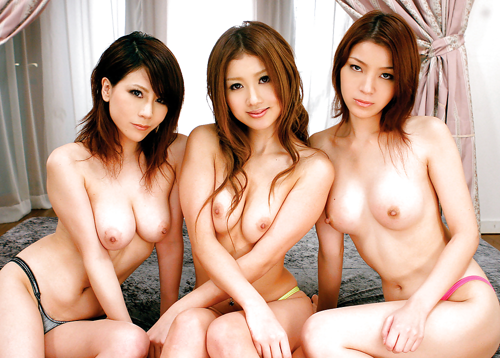 Naked Girl Groups 24 - Girls from Japanese Group Sex Scenes Porn Pics #15841150